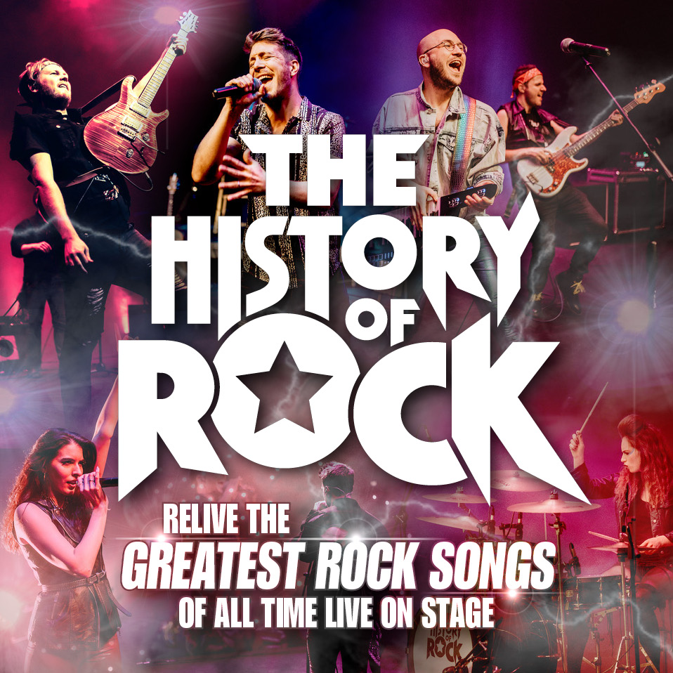 Image for - The History of Rock at The Slade Rooms