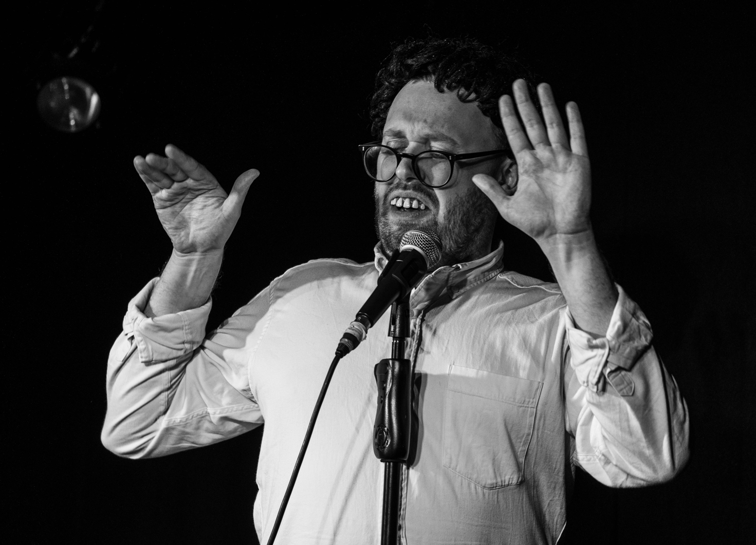Image for - John Kearns: Double Take and Fade Away at The Giffard Arms