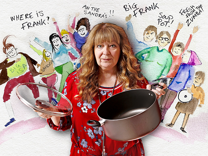 Image for - Janey Godley's Soup Pot Tour at Bilston Town Hall