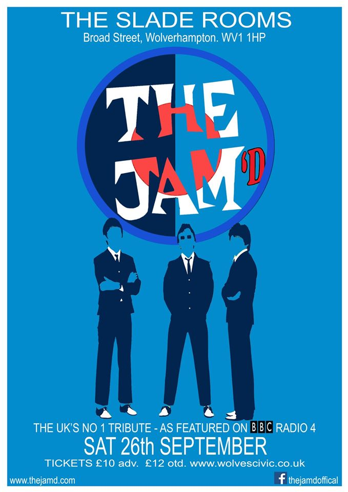 Image for - The Jam'd at The Slade Rooms