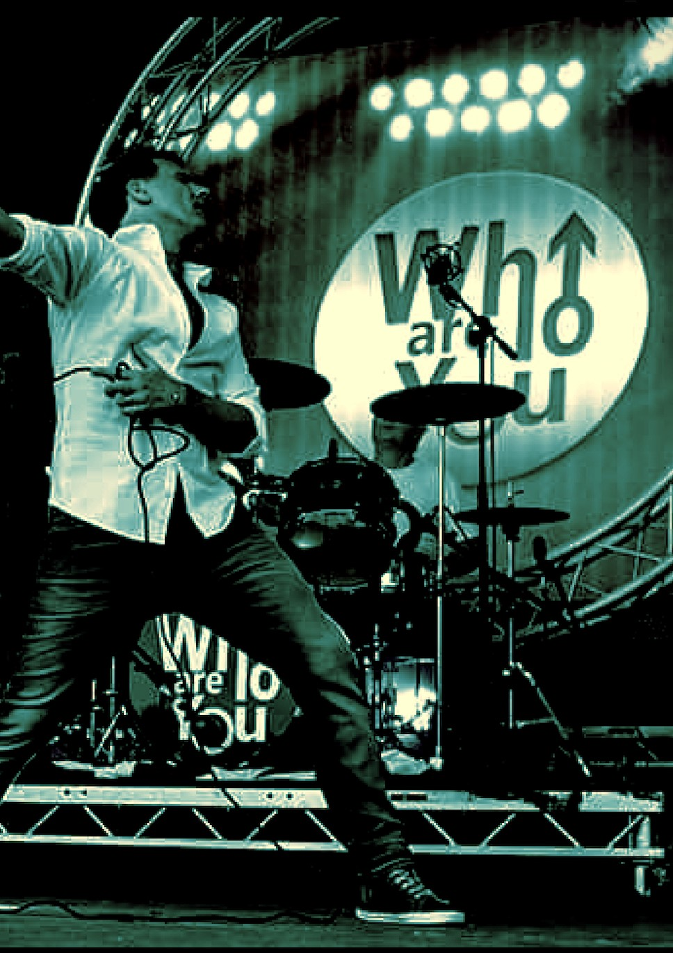 Image for - Who Are You UK - A Tribute To The Who at The Slade Rooms