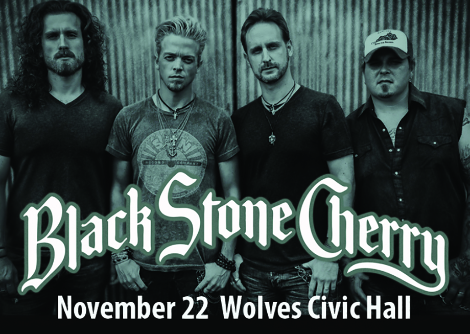 Black Stone Cherry: An Evening... | 22/11/2016 | Civic Hall