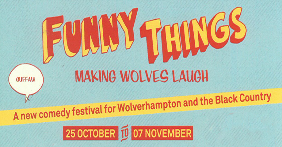 Funny Things Comedy Festival